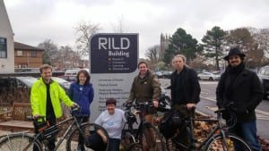 Alzheimers Society Paris Cycle Ride news photo